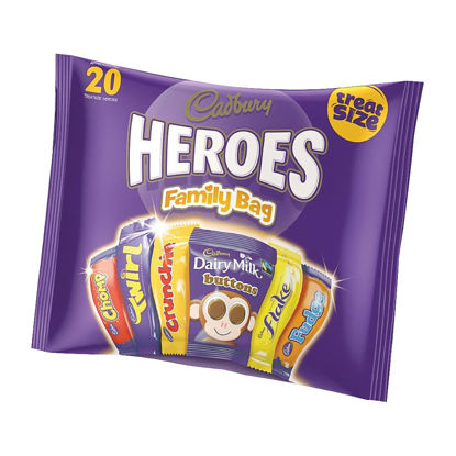 Picture of Cadbury Family Heroes Treat Size 278G