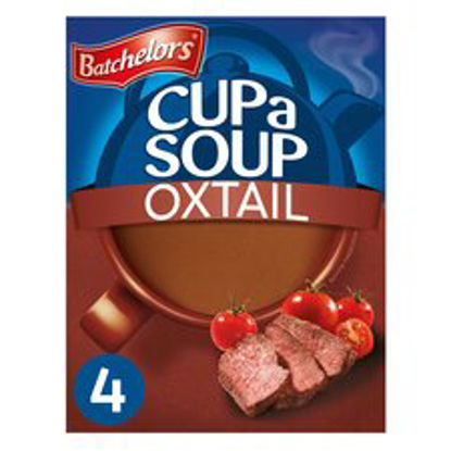 Picture of Batchelors Cup A Soup Oxtail 78G