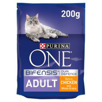 Picture of Purina One Chicken/Whole Grains 200G