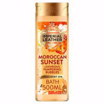 Picture of Imperial Leather Moroccan Sunset Bath Soak 500ml
