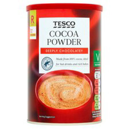 Picture of Tesco Cocoa Powder 250G