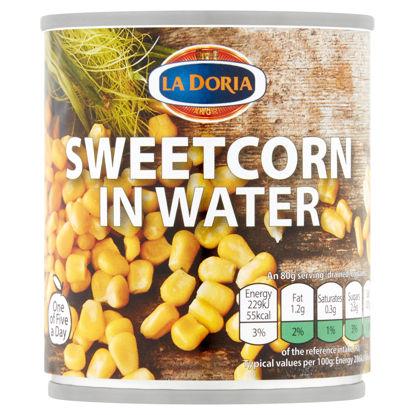Picture of La Doria Sweetcorn In Water 198G