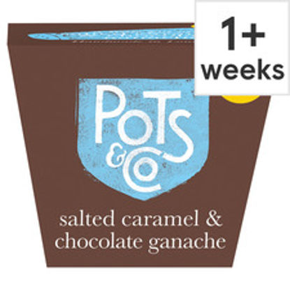 Picture of Pots & Co Little Pot Of Salted Caramel 50G