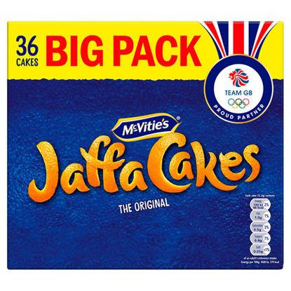Picture of McVitie's Jaffa Cakes Original Big Pack 36 Cakes