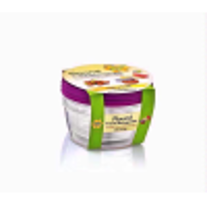Picture of HOBBY ROUND TREND 3 FOOD BOX 0.30LTR