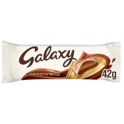 Picture of Galaxy Milk Chocolate 42G