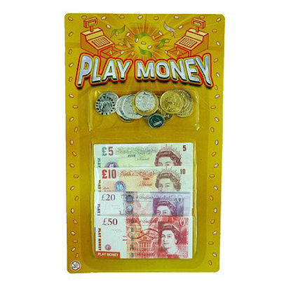 Picture of Peterkin Sterling Toy Play Money Set