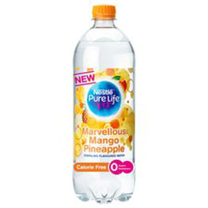 Picture of Nestle Pure Life Mango Pineapple Sparkling Water 1L