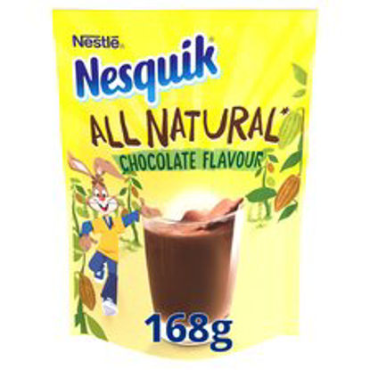 Picture of Nesquik All Natural Powder 168G