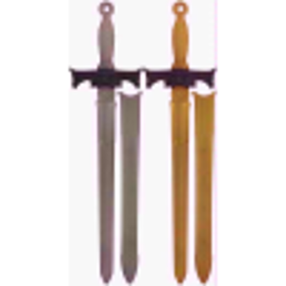 Picture of SWORD BROAD GOLD/SILVER