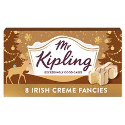 Picture of Mr Kipling Irish Creme Fancies 8 Pack