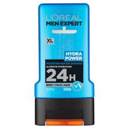 Picture of L'Oreal Men Expert Hydrating Power Shower Gel 300Ml