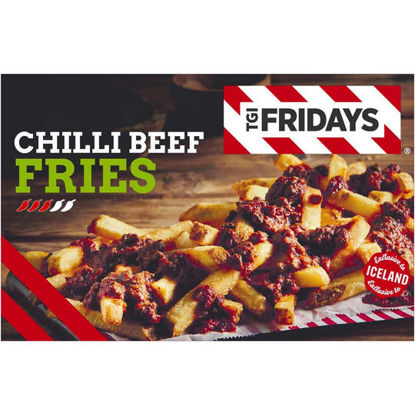 Picture of TGI Fridays Chilli Beef Fries 500g