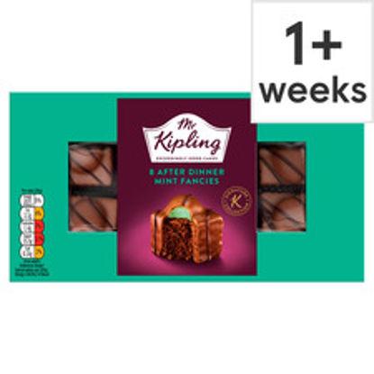 Picture of Mr Kipling 8Pack After Dinner Mint Fancies