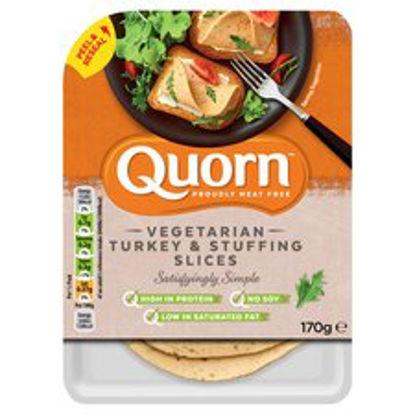 Picture of Quorn Deli Turkey 170G