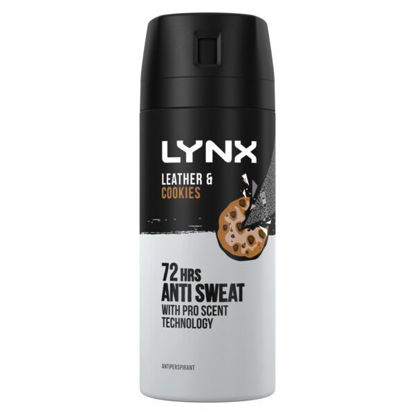 Picture of Lynx Collisions Leather & Cookies Anti-Perspirant 150ml
