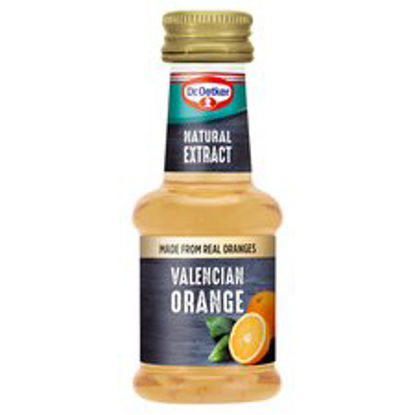 Picture of Dr. Oetker Valencian Orange Extract 35Ml