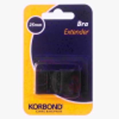 Picture of KORBOND BRA EXTENDER 25MM BLACK