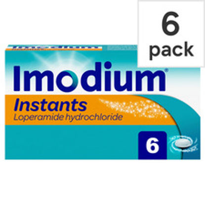 Picture of Imodium Instants 6 Pack