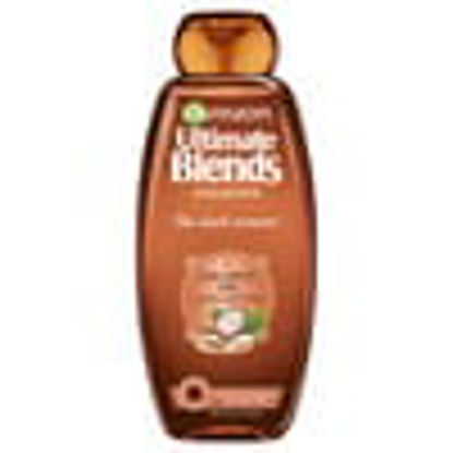 Picture of Garnier Ultimate Blends Coconut Oil Shampoo Frizzy Hair 360Ml