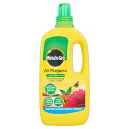 Picture of MIRACLEGRO ALL PURPOSE PLANT LIQUID 1LTR