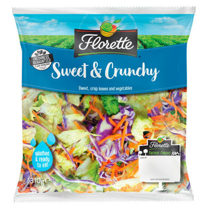 Picture of Florette Sweet & Crunchy 310g