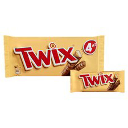Picture of Mars Twix 4 Pack (Twin) 160G