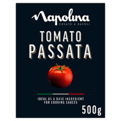 Picture of Napolina Passata 500G