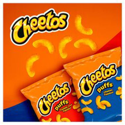 Picture of Cheetos Flamin Hot 8X13g