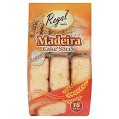 Picture of Regal Madeira Double Slice 370G