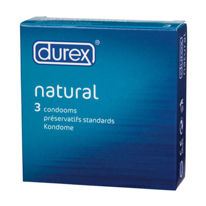Picture of Natural x 3 Condoms