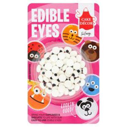 Picture of Cake Decor Eyes Edible Eyes 25G