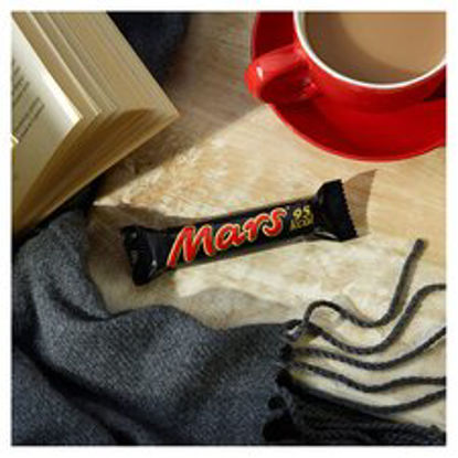 Picture of Mars 95Kcal Chocolate Snack Bars 10 Pack 210G