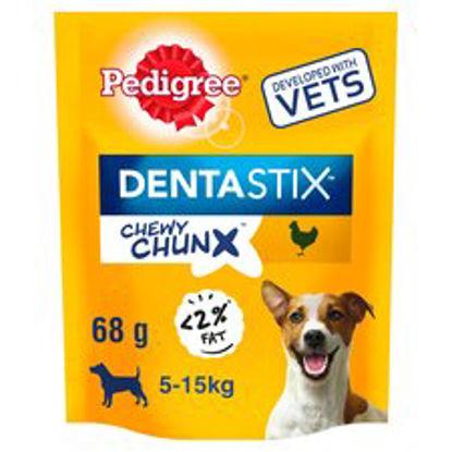 Picture of Pedigree Dog Dentastix 5-15Kg Chicken Flavour 68G