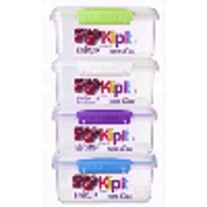 Picture of Sistema KLIP IT Food Storage Container, 1 L - Assorted Colours