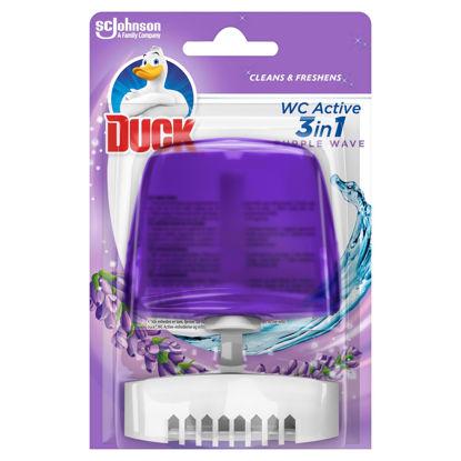 Picture of Toiet Duck Purple Wave Liquid Rim Block (Pack of 6)