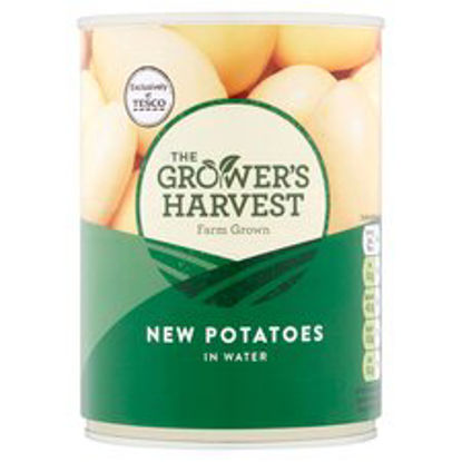 Picture of Growers Harvest New Potatoes In Water 567G