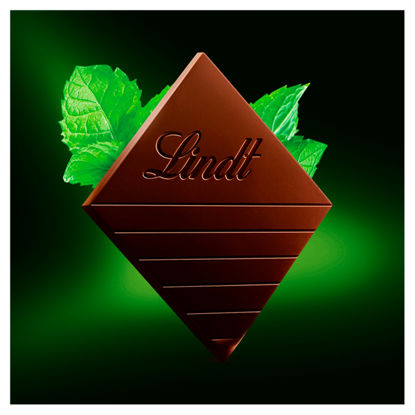 Picture of Lindt Excellence Mint Intense 100G