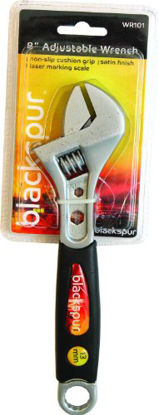 Picture of Blackspur BB-WR101 Adjustable Wrench