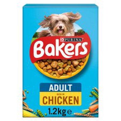 Picture of Bakers Dog Food Chicken And Vegetables 1.2Kg