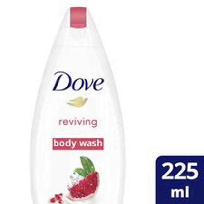 Picture of Dove Pomegranate & Verbena Scent Body Wash 225Ml