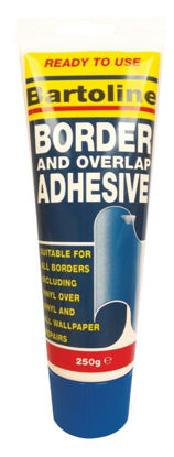 Picture of Bartoline Ready to Use Border and Overlap Adhesive - 250 Grams