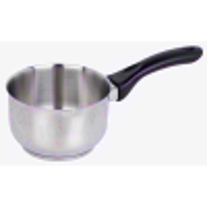 Picture of Stainless steel collection Stainless Steel Milk Pan, 14 cm