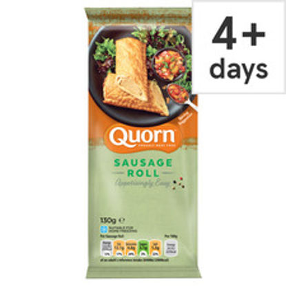 Picture of Quorn Sausage Roll 6X130g