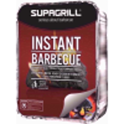 Picture of SUPAGRILL INSTANT BARBEQUE STANDARD TRAY