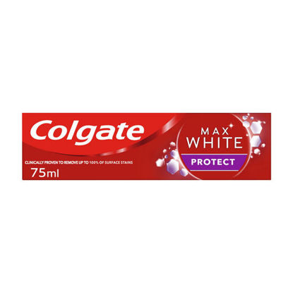 Picture of Colgate Max White Protect Whitening Toothpaste 75ml