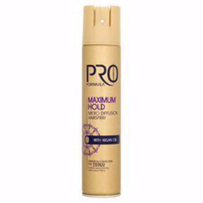 Picture of Proformula Max Hold Hair Spray 200Ml