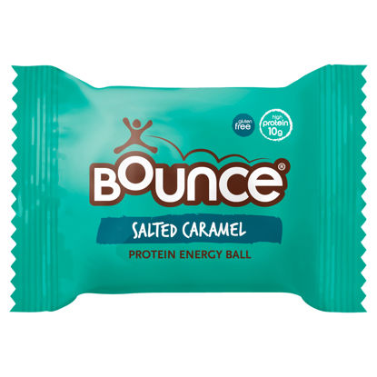 Picture of Bounce Salted Caramel Energy Ball 40G