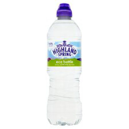 Picture of Highland Spring Sports Bottle 750 Ml
