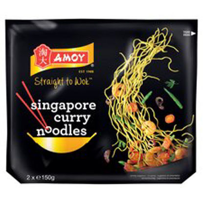 Picture of Amoy Singapore Curry Noodles 2X150g